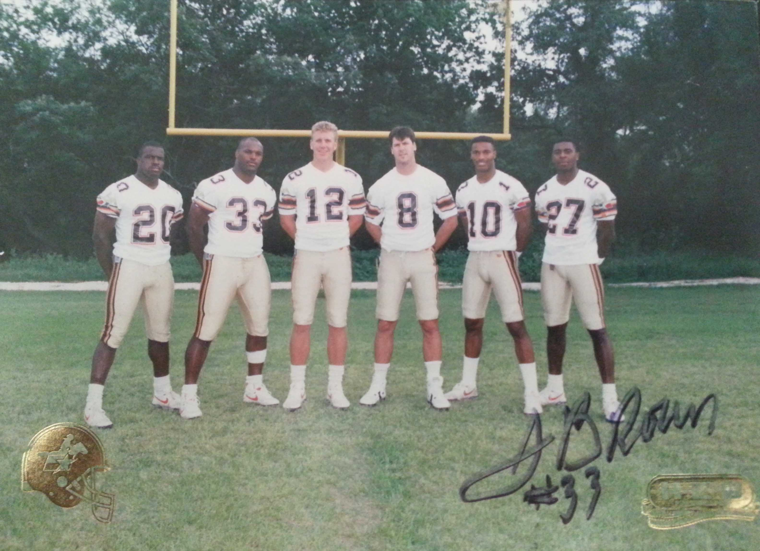 phomem ibrown   The Football Autograph Encyclopedia